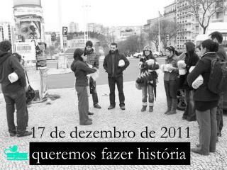 17 de dezembro de 2011