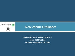 Form-based Zoning Presentation