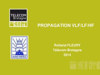 PROPAGATION VLF/LF/HF