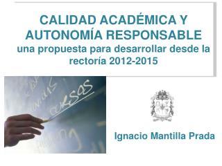 Ignacio Mantilla Prada