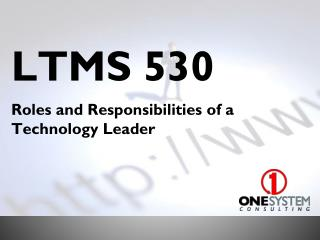 LTMS 530