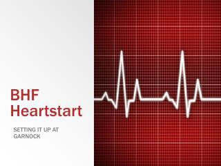 BHF Heartstart