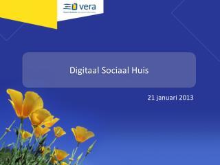 Digitaal Sociaal Huis
