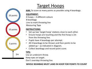 Target Hoops