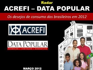 MARÇO 2012