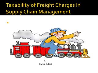 Taxability of Freight charges