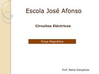 Escola Jos� Afonso