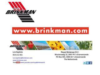 Instalações locais em vários países: Holanda                                Alemanha Reino Unido
