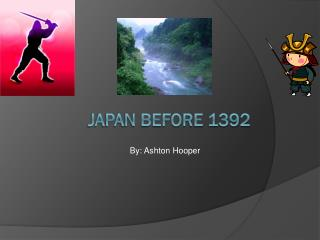 Japan before 1392
