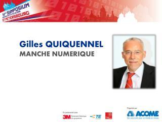 Gilles QUIQUENNEL MANCHE NUMERIQUE