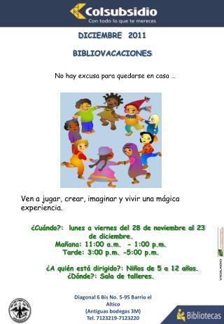 Diagonal 6 Bis No. 5-95 Barrio el Altico (Antiguas bodegas 3M) Tel. 7123219-7123220