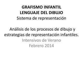1.  JUEGO,  INTENCIONALIDAD   y AUTOMATISMO EN  LA REPRESENTACI�N INFANTIL