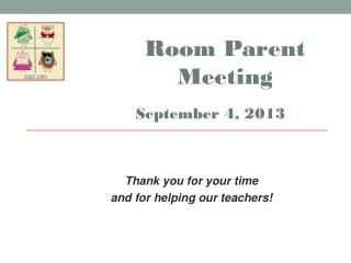 Thank you for your time  and for helping our teachers!