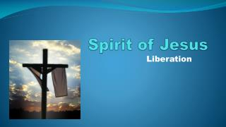Spirit of Jesus