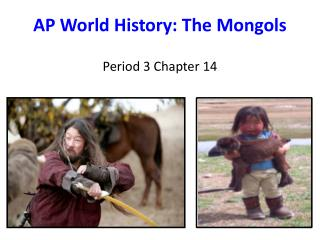 AP World History: The Mongols