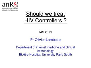 International guidelines for anti-retroviral treatment