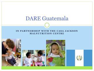 DARE Guatemala