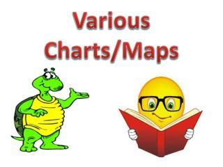 Various Charts/Maps