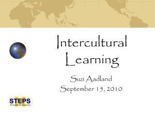Intercultural Learning