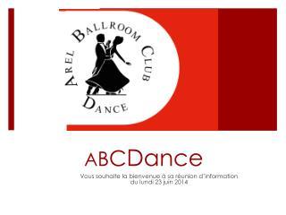 A B C Dance