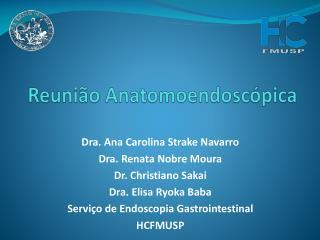 Reunião  Anatomoendoscópica