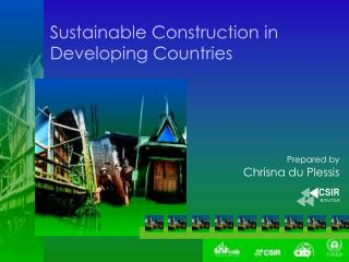 Sustainable Construction in Developing Countries
