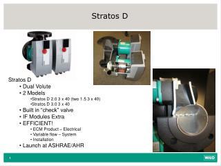 Stratos  D