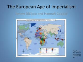 The European Age of Imperialism