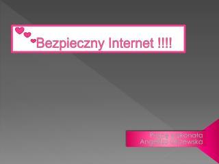 Bezpieczny Internet !!!!