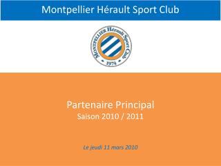 Montpellier H�rault Sport Club
