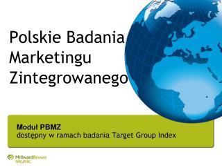 Polskie Badania Marketingu Zintegrowanego