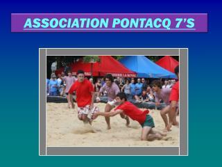 PONTACQ SEVEN
