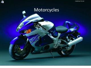 A Power point about the invention, Motorcycles.