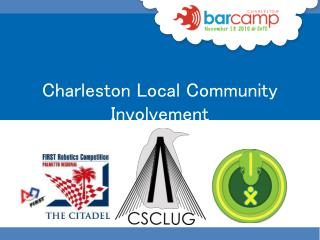 Charleston Local Community Involvement