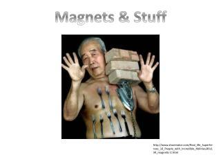 Magnets & Stuff