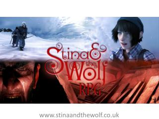 Stina  and the Wolf RPG