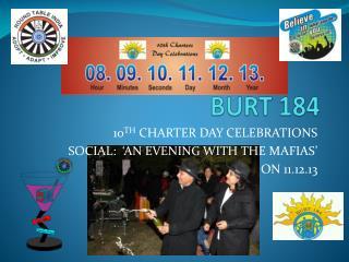 BURT 184