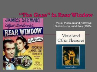 """The Gaze"" in Rear Window"
