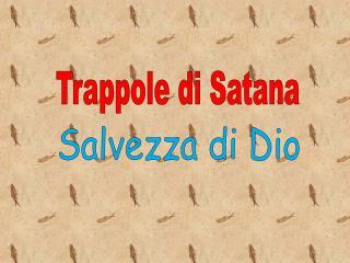 Trappole di Satana