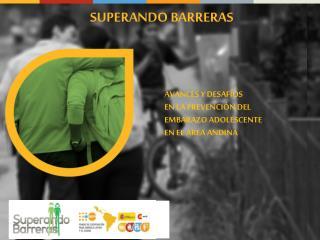 SUPERANDO BARRERAS