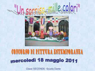 """""""Un sorriso, mille colori"""""""