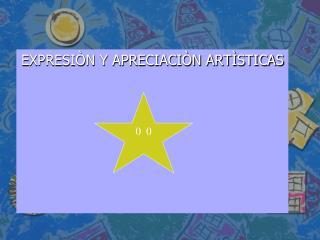 EXPRESIÒN Y APRECIACIÒN ARTÌSTICAS