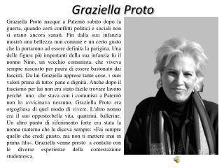 Graziella Proto