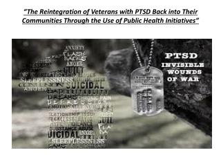 A Brief History of PTSD