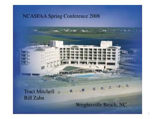 NCASFAA Spring Conference