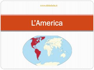 L'America