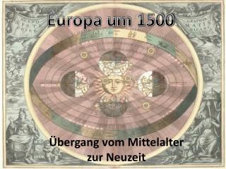 Europa um 1500