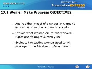 Analyze the impact of changes in women�s education on women�s roles in society.