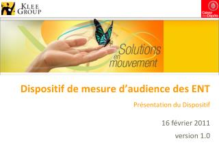 Dispositif de mesure d'audience des ENT