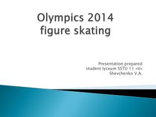 Olympics 2014 figure skating